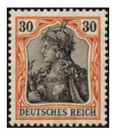 Germania Overview - Germany's Longest Running Stamp Series