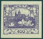 The Hradcany Issue - Czechoslovakia's First Stamps